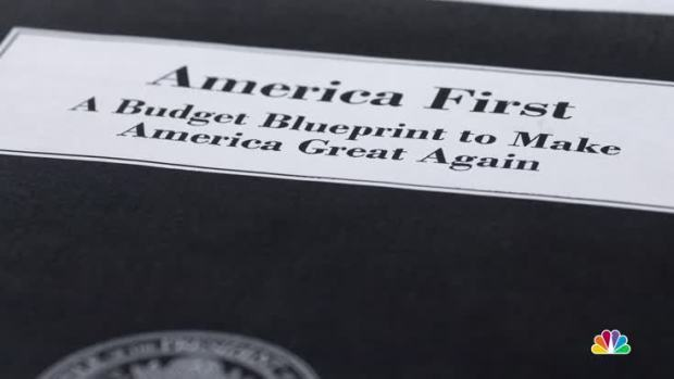 [NATL] Key Takeaways From Trump's 'America First' Budget Proposal