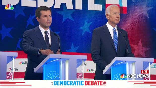 [NATL] Pete Buttigieg: 'Medicare for All Who Want It'