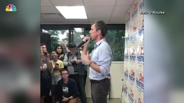 [NATL] Beto O'Rourke on Texas Mass Shooting: 'This is F***** Up'