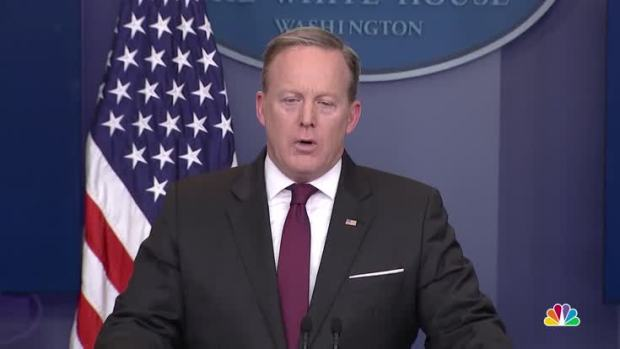 [NATL] Spicer Discusses Administration's Position on Marijuana