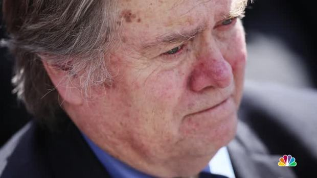 [NATL] Steve Bannon Out as White House Chief Strategist