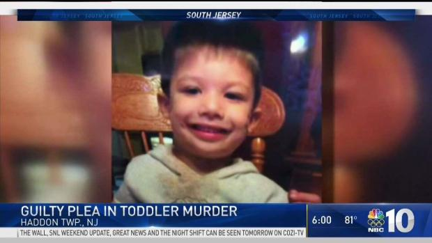 [PHI] Dad Admits to Manslaughter in 3-Year-Old Son's Death