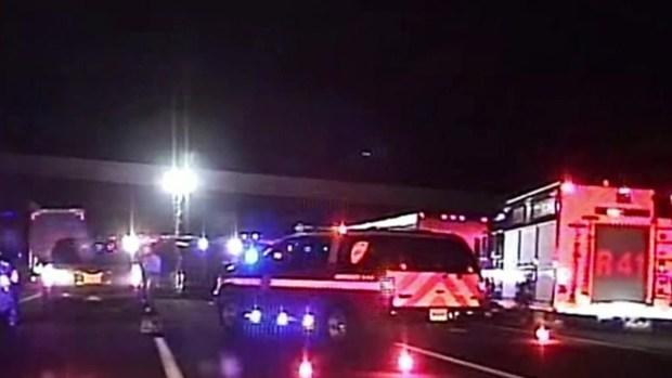 [PHI] WATCH: Dashcam From Tracy Morgan Crash 2
