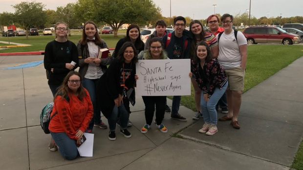 [NATL] Students Nationwide Stage Walkouts, Demonstrations, on Columbine Anniversary