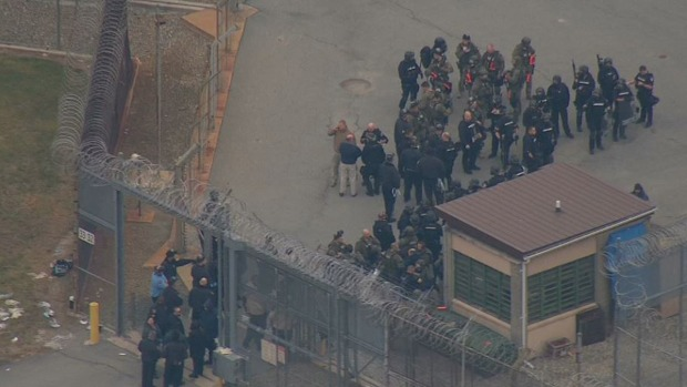 2 Workers Held, 2 Others Released During Hostage Situation at Delaware Prison