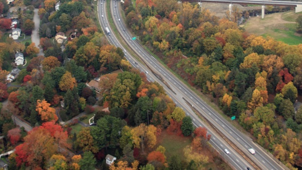 Bright Colors of Fall Decorate the Philadelphia Area