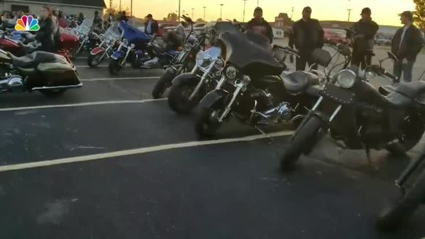 [NATL] Dozens of Bikers Escort Bullied 11-Year-Old to School