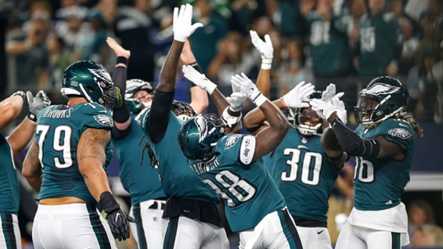 Eagles Dominate Cowboys on Sunday Night Football
