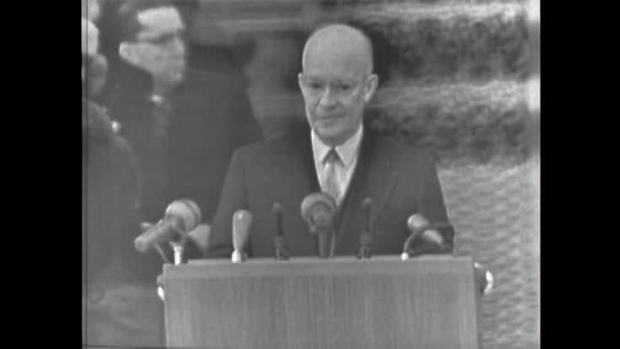 Dwight D. Eisenhower's 1957 Inauguration Speech