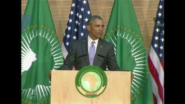 [NATL] Obama: Africa Must Create Jobs