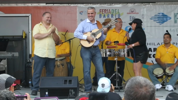 Latino Community Celebrates 35 Years of Culture in North Philly
