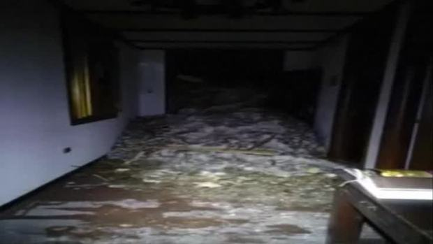 Earthquake Triggers Avalanche at Hotel in Italian Mountains