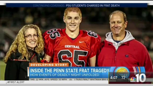 [PHI] Family of Timothy Piazza Breaks Silence