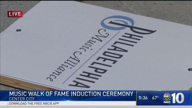 [PHI] Philly Walk of Fame Expands With New Class