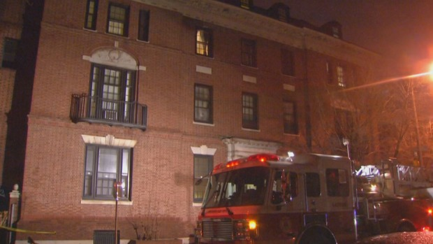 [PHI] Man Dies After Fire Escape Collapse