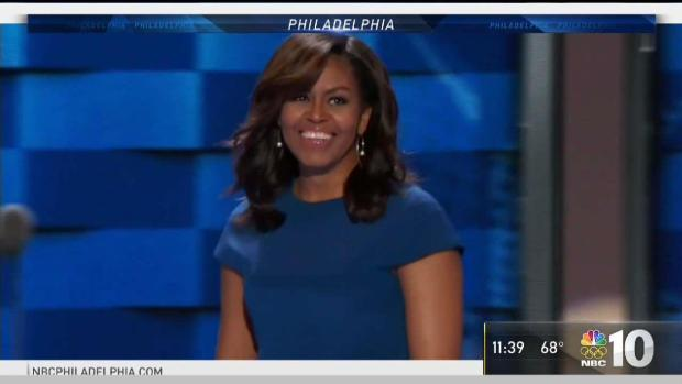 [PHI] Former First Lady Michelle Obama Speaks in Philly