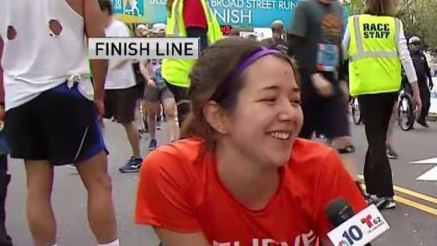 From Running to Wheeling in Blue Cross Broad Street Run