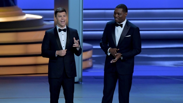 [NATL] The 2018 Emmy Awards in Photos: From the Red Carpet to the Stage