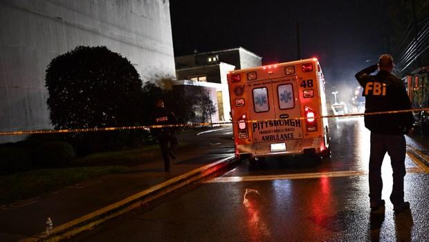 [PHI] Suspected Pittsburgh Gunman Due in Front of Judge