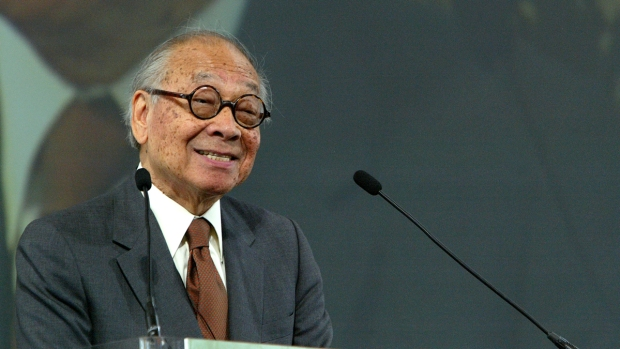 In Memoriam: Renowned Architect I. M. Pei