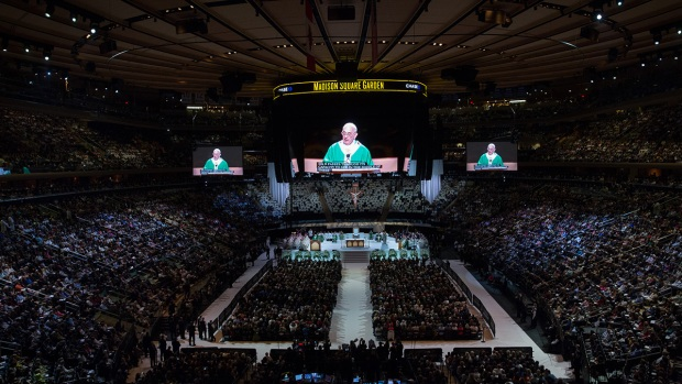 The Experiences and Different Cultures in Madison Square Garden
