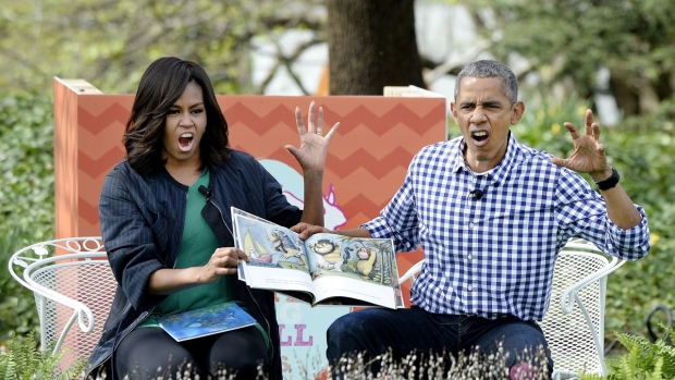 PHOTOS: 2016 White House Easter Egg Roll Draws Thousands