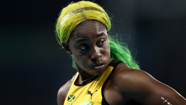 Colorful Hairstyles of the 2016 Summer Olympics