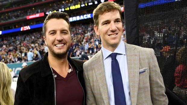 [NATL] Celebrities at Super Bowl LI