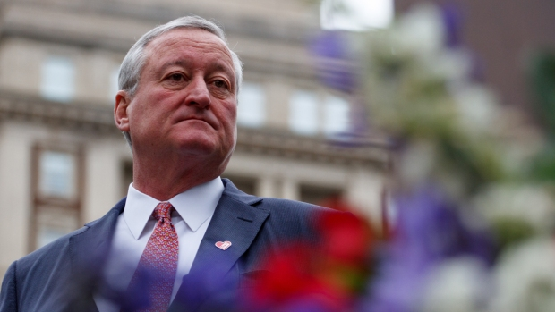 Jim Kenney Easily Wins Re-Election