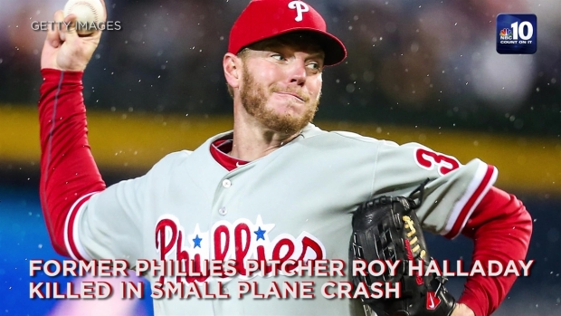 Florida Authorities Announce Former Phillies Pitcher Roy Halladay Killed in Plane Crash