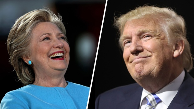 The Final Push in the Presidential Race