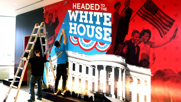 Headed to the White House Exhibit