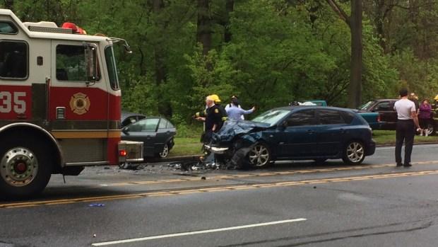 Boy Dies in Philly Crash That Injured 8 Others
