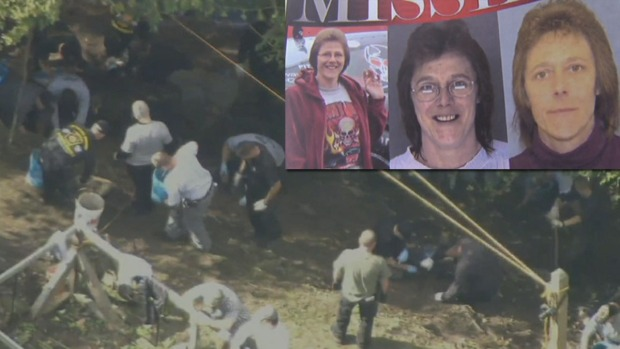 Police Search Behind Home of Former Coworker of Woman Who Disappeared in 2013