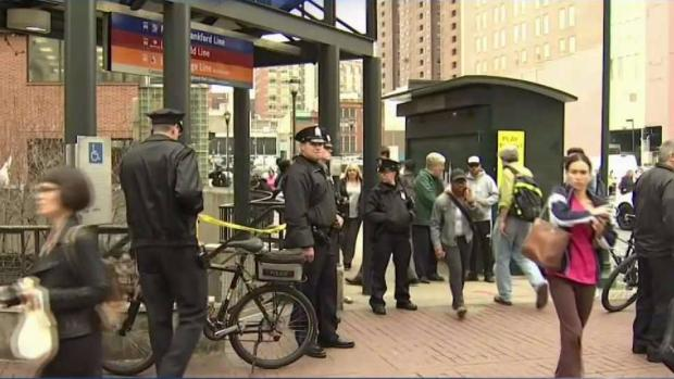 [PHI] Horrific 'Bloodbath' at Center City Station