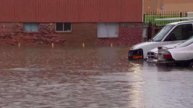 [DFW] Hurricane Harvey Brings Historic Flooding to Houston