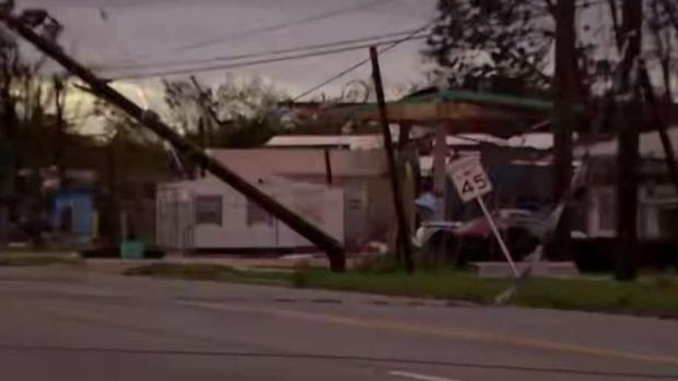 [NATL-MI] Panhandle Residents Deal With Destruction After Michael