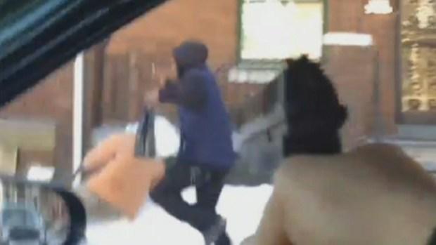 [PHI] Shooting Video Prank Suspect Surrenders