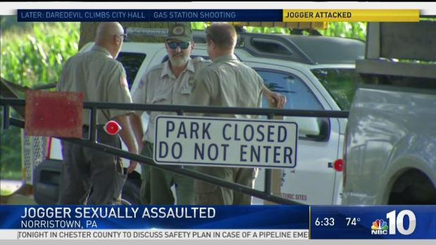 [PHI] Jogger Assaulted in Montgomery County Park