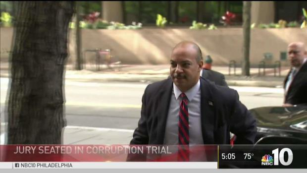[PHI] Jury Seated for Seth Williams Trial