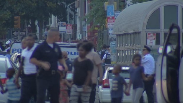 80 Kids Evacuated From Day Care During Active Firefight in Nicetown-Tioga