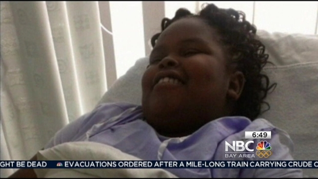 "[BAY] Jahi McMath Family Seeks Care at ""New Beginnings"""
