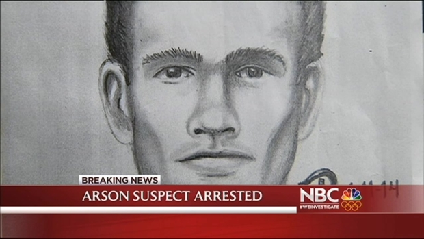 [BAY] Police Make Arrest in San Jose Serial Arsonist Case