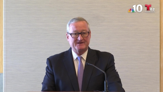 Philly Mayor Jim Kenney: Trump's Gonna Go to Hell