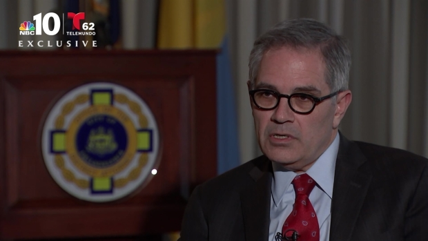 [PHI] NBC10 Exclusive: Philly DA Larry Krasner Says He's Not Pro Criminal