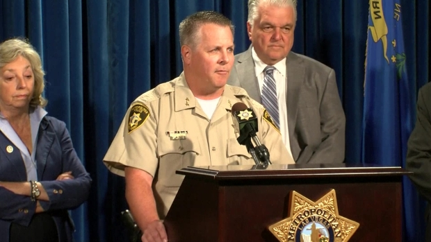 As Las Vegas Grieves Details on Shooter's Weapons Emerge