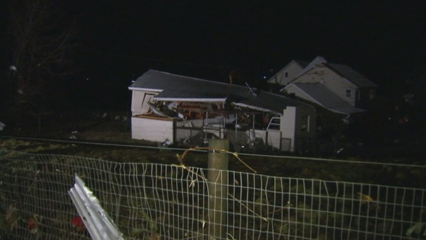 Severe Storms and Heavy Wind Rip Through Lancaster County