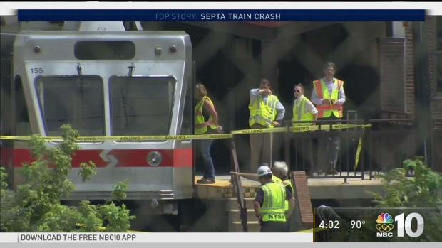 Passenger Files Lawsuit Following SEPTA Train Crash That Injured 33