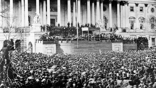 [NATL] Presidential Inaugurations Then and Now
