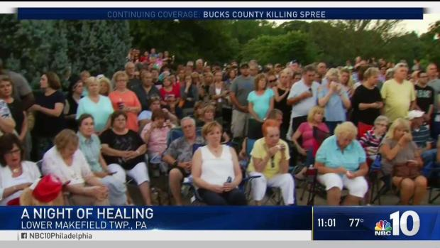 [PHI] Loved Ones Honor Bucks County Murder Victims